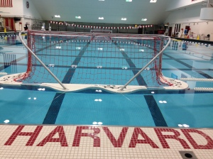 Harvards indoor pool.